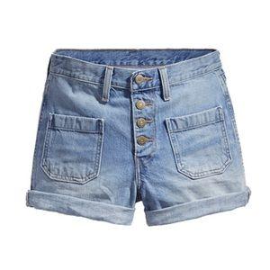 LEVI'S | Orange Tab Famous Fit Shorts | Size 27